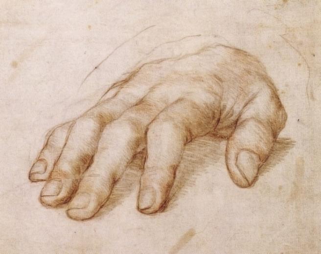 right hand of erasamus