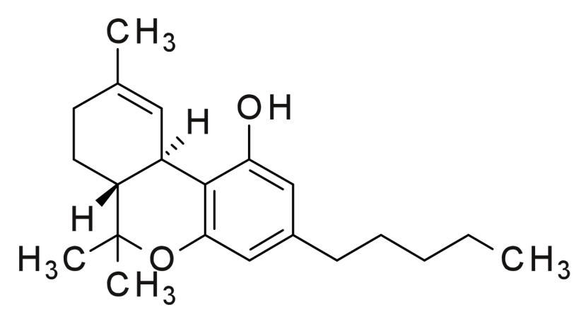 thc-structure